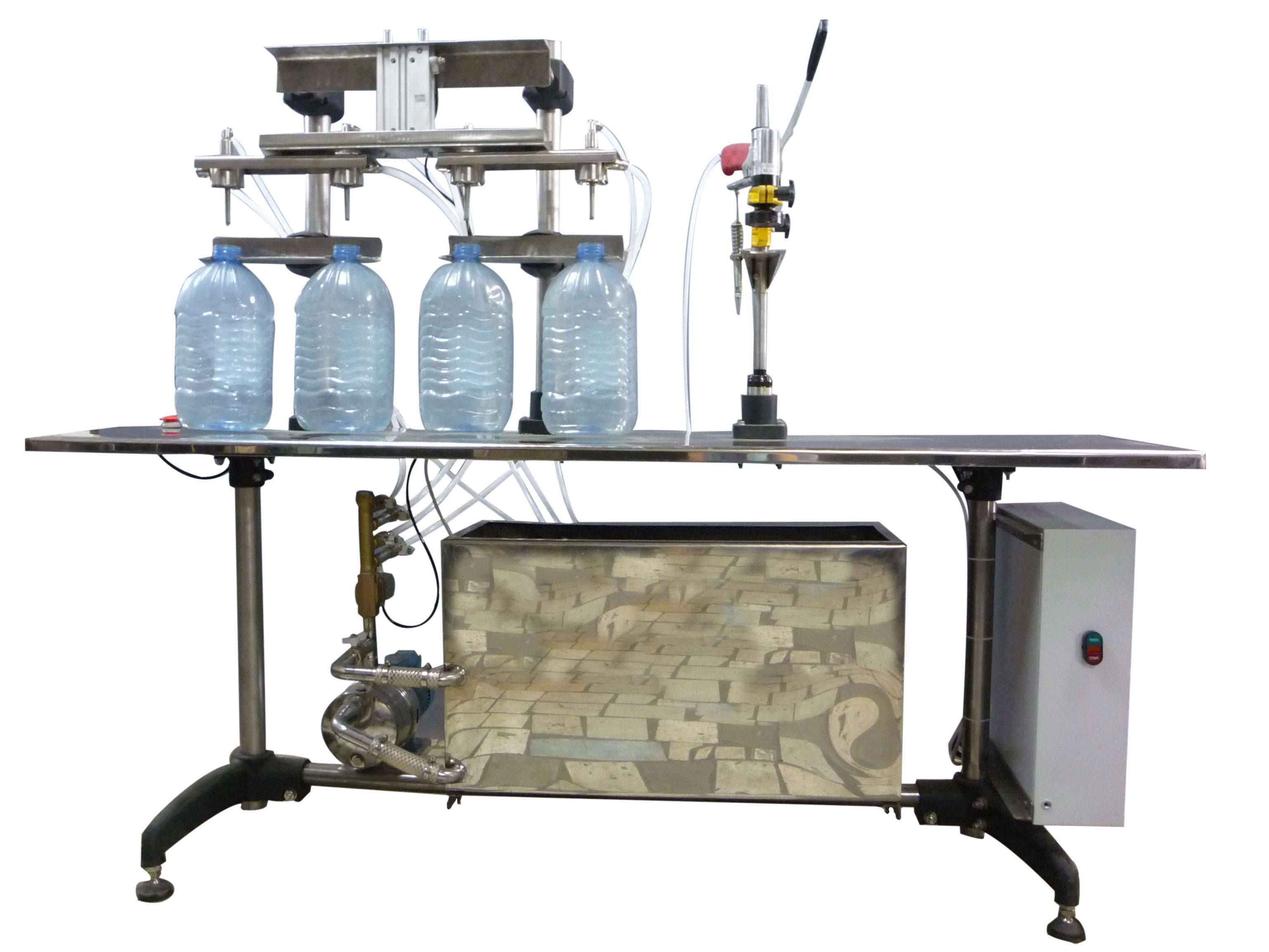 Шесть производителей лишены права розлива воды под